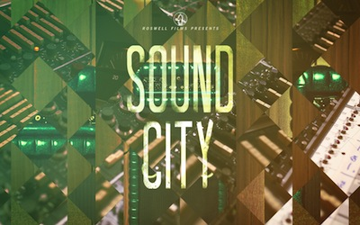 Sound City, a film by Dave Grohl